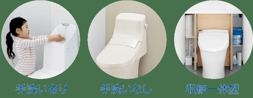 トイレタイプ