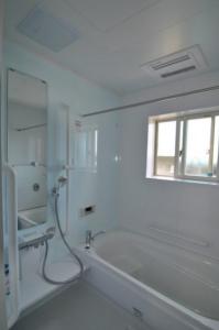 浴室150万円超の施工事例