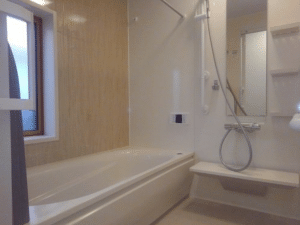 TOTO浴室sazanaの施工事例