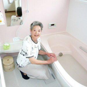 「ラ・バス」浴室お風呂リフォーム施工事例