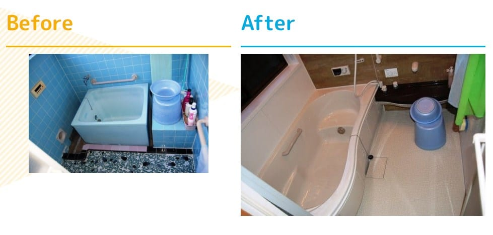 予算100万円以上の浴室リフォーム事例