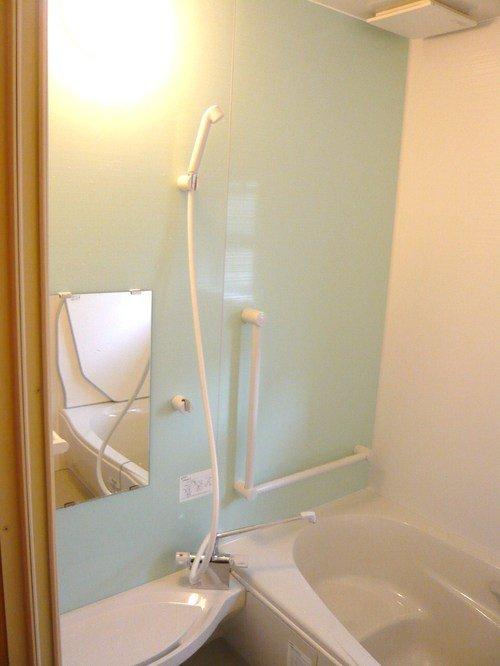 青森市浴室リフォーム 毎日お風呂に入るのがとても楽しみになりました!