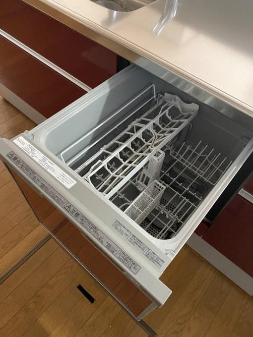 食器洗乾燥機ビルトインタイプ