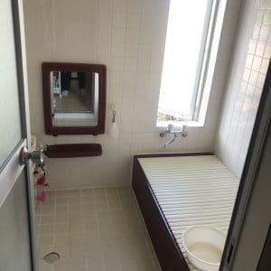 TOTO浴室リフォーム工事長野県伊那市H様邸