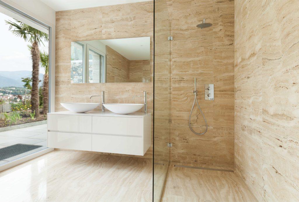浴室リフォームで使用される床材の種類や選び方